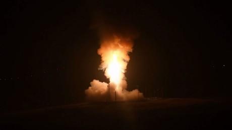 Les Etats-Unis testent avec succès un missile intercontinental
