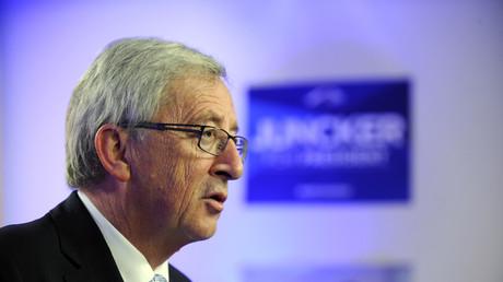 Jean-Claude Juncker en mai 2014