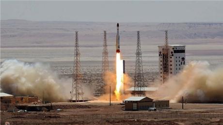 Le lance-satellite Sighmor testé au centre spatial Imam Khomeini en Iran