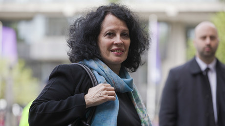 L'ambassadrice de France Sylvie Bermann à Londres en 2015