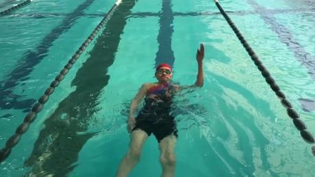 Rencontrez cette nageuse japonaise de 103 ans qui s'entraîne pour sa prochaine compétition