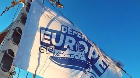 Le mouvement anti-immigration européen Génération identitaire (GI) a affrété le chalutier C-star et lancé l'opération «Defend Europe»