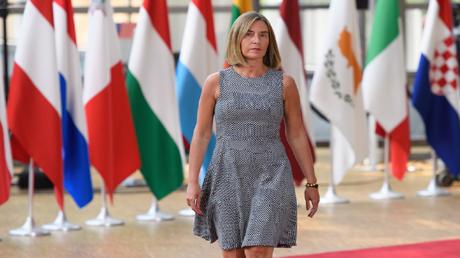 UE : Juncker et Mogherini épinglés pour des frais de déplacement exorbitants