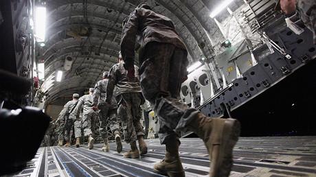 Des militaires américains (image d'illustration)