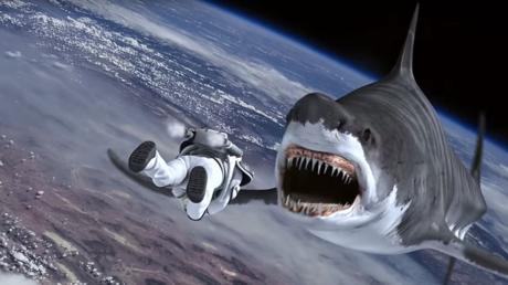 Image extraite du film Sharknado 3