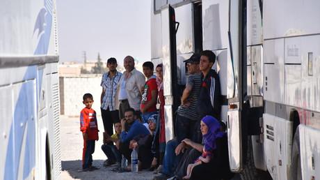 Plus de 6 millions de Syriens restent déplacés à l'intérieur du pays.