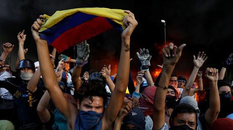 L'option militaire au Venezuela est inacceptable pour la Russie