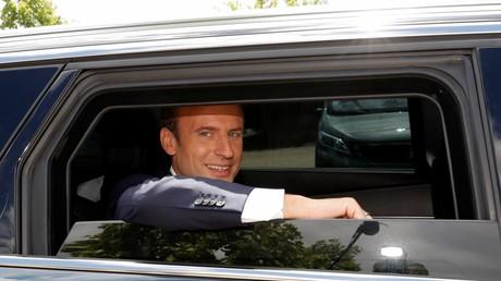 Un syndicat de journalistes appelle Macron à retirer sa plainte visant un photographe