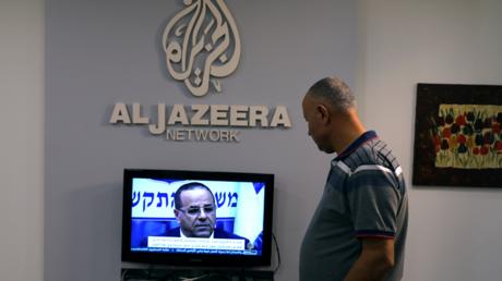 Le gouvernement israélien a commencé à sévir contre la chaîne qatarie Al Jazeera