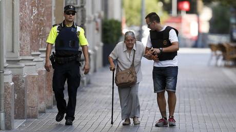 Folie terroriste, solidarité, attaque ignoble : premières réactions après l'attentat de Barcelone