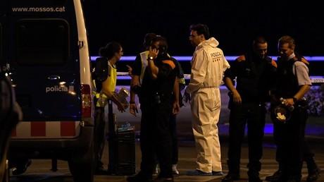 Cinq terroristes présumés abattus après un second attentat à Cambrils, au sud de Barcelone