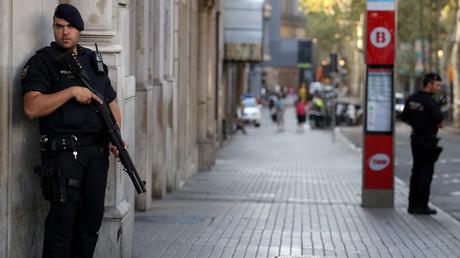 Barcelone aurait été avertie par la CIA d'un «possible attentat» il y a deux mois