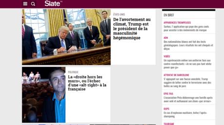 Les Rothschild réinjectent deux millions d'euros dans le site Slate.fr pour le sauver de la faillite