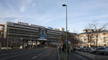 Image d'illustration. L'entrée de la cité des 3000 en février 2017.