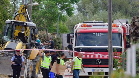 Espagne : au moins 120 bonbonnes de gaz retrouvées pour «un ou plusieurs attentats» à Barcelone
