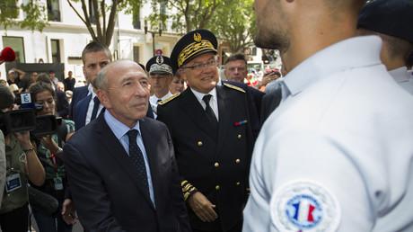 Gérard Collomb s'engage à créer 2 500 à 3 000 postes dans les forces de l'ordre en 2018 et 2019