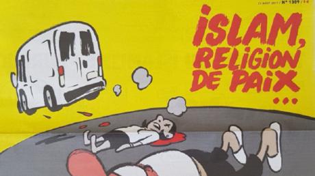 «Islam, religion de paix» et victimes écrasées : avec sa Une, Charlie Hebdo met le feu aux poudres