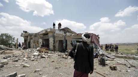 Yémen : plus de 30 civils tués dans des frappes de la coalition menée par l'Arabie saoudite