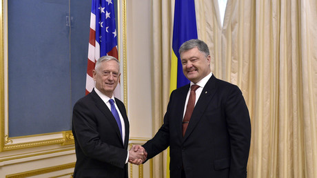 Les USA et Kiev évoquent le possible envoi d'une «mission armée» mandatée par l'ONU dans le Donbass