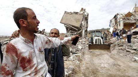 Yémen : au moins 14 morts dont des enfants dans un bombardement attribué à la coalition saoudienne