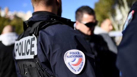 Police à Marseille