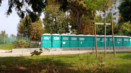Après une vive polémique, le camp de migrants de la porte de Versailles évacué en avance