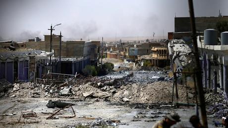 Scènes de dévastation à Tal Afar