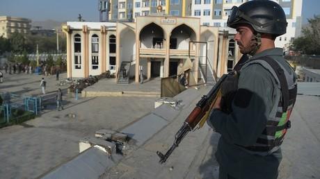 Au moins quatre morts dans un attentat à Kaboul, près de l'ambassade des Etats-Unis