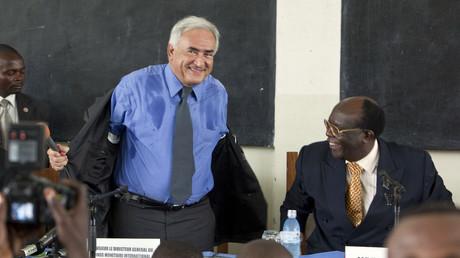 La mystérieuse reconversion de DSK comme conseiller d'un président africain