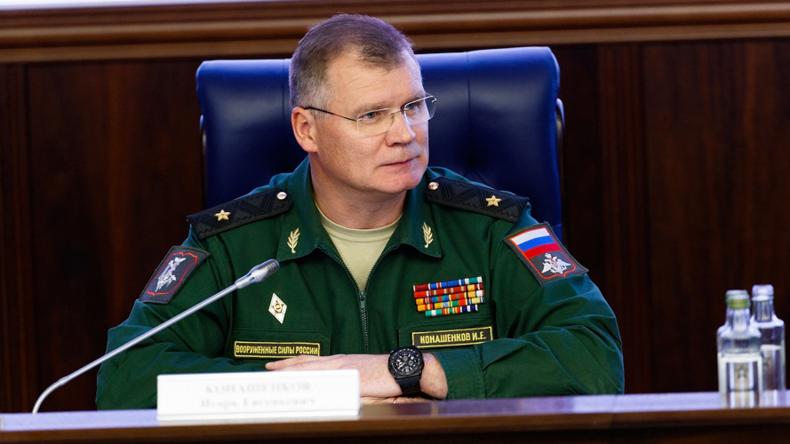 Londres se vante d'avoir largement aidé à anéantir Daesh, Moscou réplique par un tacle ironique