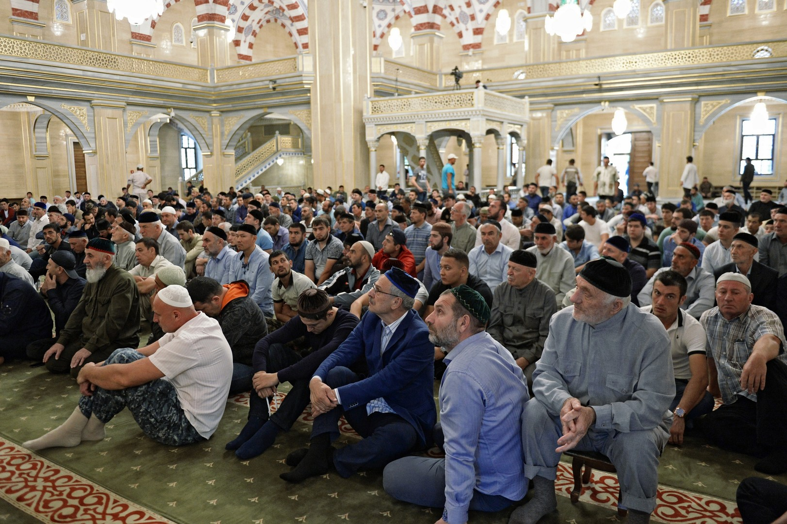 De l'Extrême-Orient à la Crimée, les musulmans russes célèbrent l'Aïd El-Kébir (IMAGES)