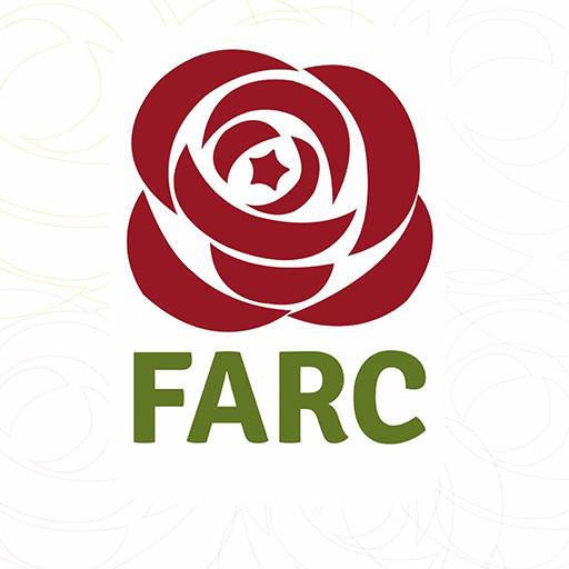 L'emblème des FARC de Colombie ne ressemble plus à ça