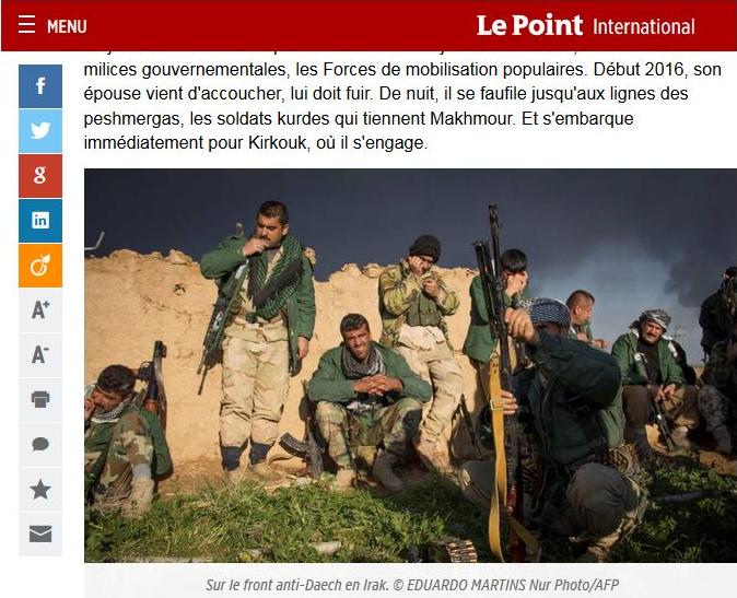 Pendant trois ans, il berne la presse mondiale en se faisant passer pour un photographe de guerre