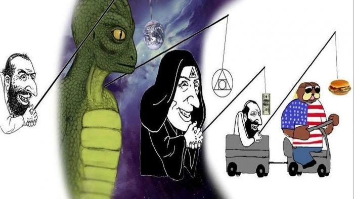 Reptiliens, Illuminati et Soros : l'étrange «mème» partagé par le fils de Netanyahou fait scandale