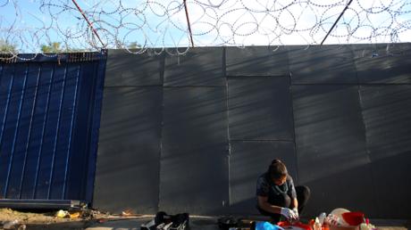 La Hongrie exige 400 millions d'euros de l'UE pour la construction de son mur anti-migrants