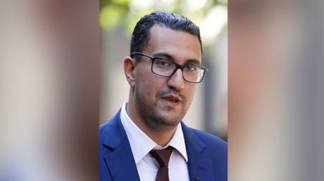 M'jid El Guerrab en 2017
