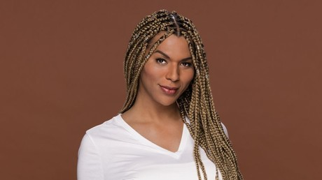 Munroe Bergdorf, photo ©L'Oréal Paris