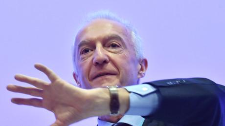 Gilles de Kerchove d'Ousselghem, coordinateur de l'Union européenne pour la lutte antiterroriste.