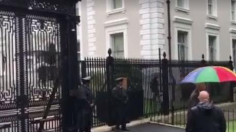 Mission diplomatique russe à Washington