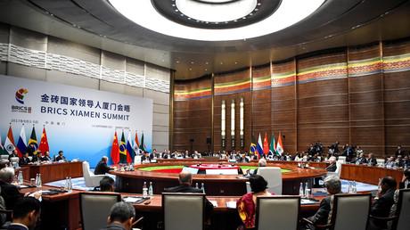 Le sommet des BRICS à Xiamen