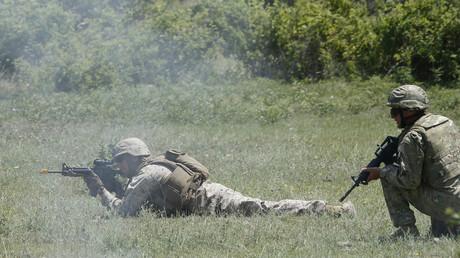 Les troupes de l'OTAN entament des exercices en Géorgie