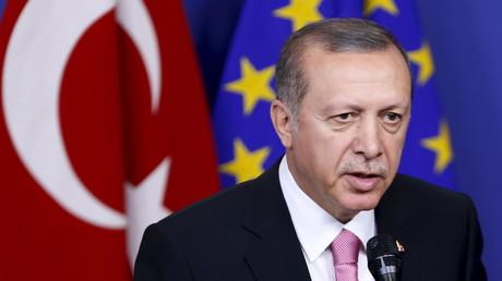 Le président turc Recep Tayyip Erdogan, ici en 2015, illustration ©Francois Lenoir/Reuters