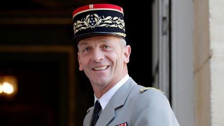 Le général François Lecointre
