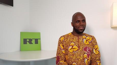 Après son expulsion du Sénégal, Kémi Séba se confie à RT France