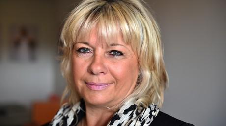 Pascale Fontenel-Personne alors candidate LREM en mai 2017