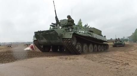 Début des manœuvres conjointes Russie-Biélorussie… et suite de la frénésie médiatique