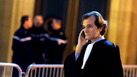 Emmanuel Marsigny, avocat de Jean-Pierre Aubry
