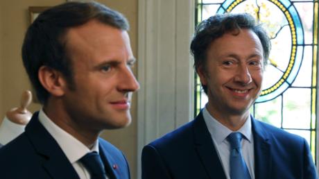 Après Bruno Roger-Petit, Nicolas Hulot, Stéphane Bern, qui sera la prochaine star de la télé à être nommée à un poste important ? C'est ce que se demandent les Internautes ...