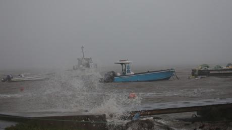 Après la Martinique, la Guadeloupe dans l'angoisse face à Maria