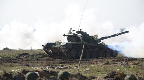 Zapad 2017 : les manœuvres conjointes russo-biélorusses se poursuivent